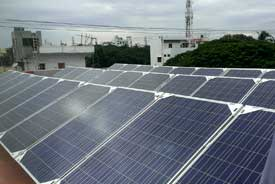 Roof Top Solar installations